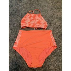 5a0c59c8626f2 Women Aerie Hi Rise Bikini Bottom on Poshmark